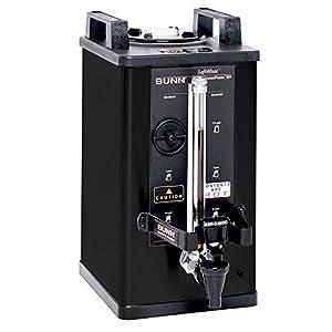 Bunn black super insulated 1 5 gallon soft for Super insulated water heater