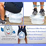 WaterStorageCube BPA-Free Collapsible Water