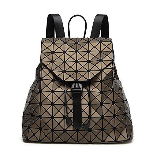 Tracolla Borsa Women's A XZW Gold Per Donna Tracolla A bag Geometrica U0qxwxBd