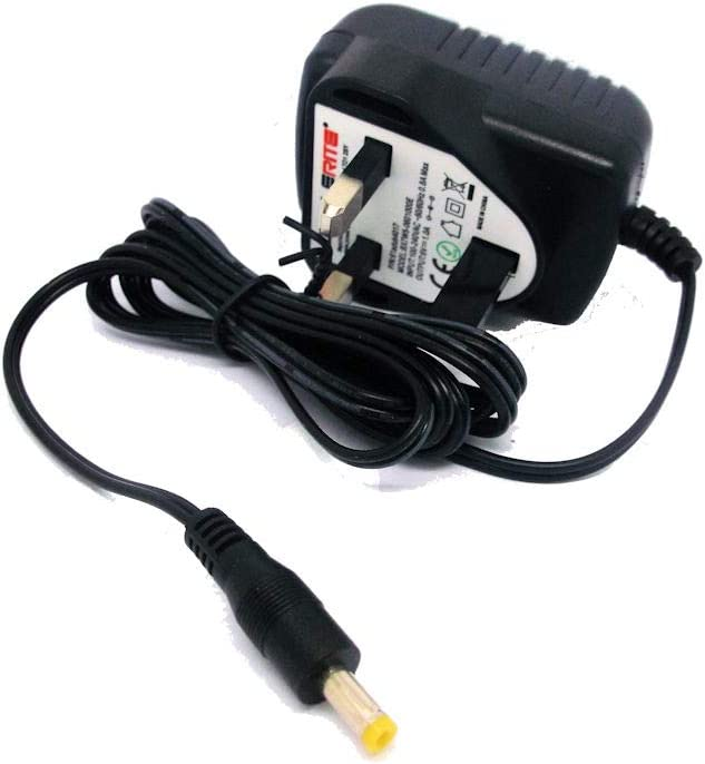 HEM-780-E Cablerite 6v Power supply adapter for the Omron M7 Intelli sence Blood pressure Monitor