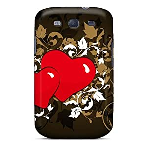New Premium VintageFashion Love Design 7 Skin Case Cover Excellent Fitted For Galaxy S3