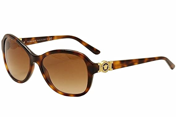 0ddc66f53fe Versace Women s VE 4262 Rock Icons Signature Butterfly Sunglasses ...