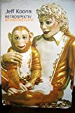 img - for Jeff Koons Retrospektiv / Retrospective book / textbook / text book