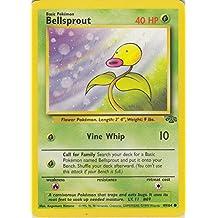 Pokemon Jungle Common Card #49/64 Bellsprout