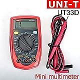 UNI-T UT33D Digital Multimeter LCD Palm-Size UT-33D Handheld Digital Multimeter UNIT Multimeter
