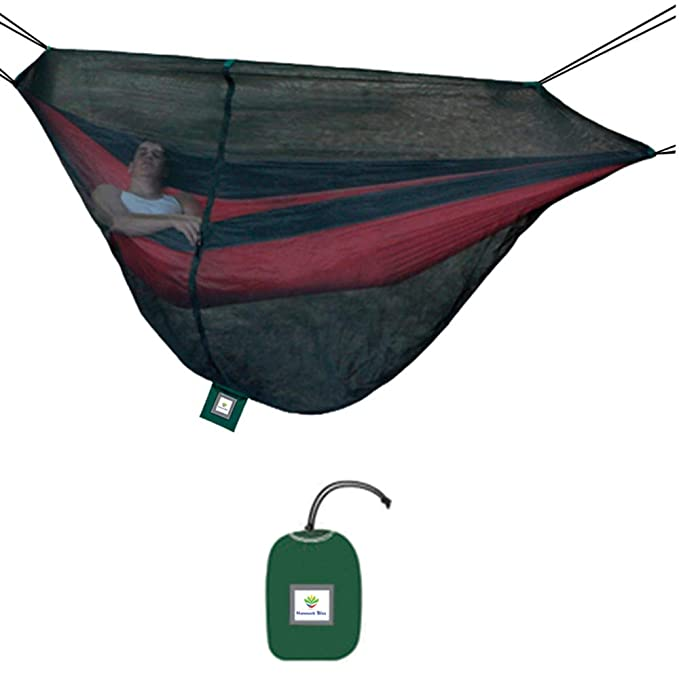 efe101e364 Hammock Bliss Mosquito Net Cocoon -The Ultimate Bug Screen Mossy Netting  Canopy For Your Camping Hammock With Insect Proof No See Um Mesh - Make  Hammock ...