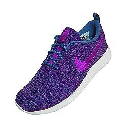 Nike Women's Roshe One Flyknit Running Shoes (7.5)