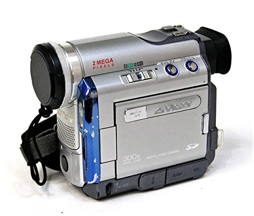 Victor ビクター JVC GR-DZ17 デジタルビデオカメラ ミニDV方式 光学10倍ズーム   B07FDS731V