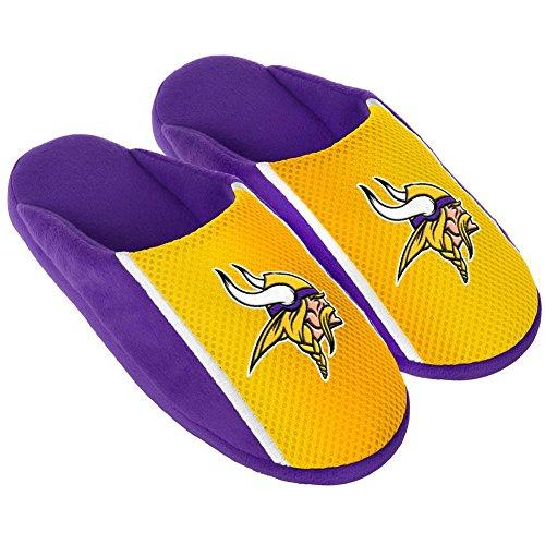 - Minnesota Vikings 2016 Jersey Slide Slipper Medium