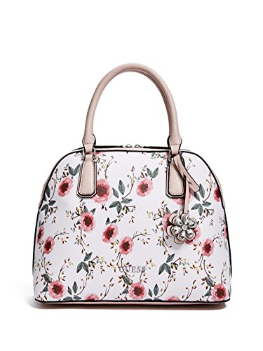 GUESS Factory Women's Andover Floral Dome Satchel