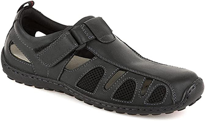 Pavers Mens Full Slippers Memory Foam Side Stretch Inserts Slip On Wide Shoes