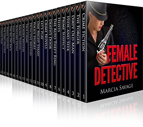 Female Detective Fiction mysteries detective ebook product image
