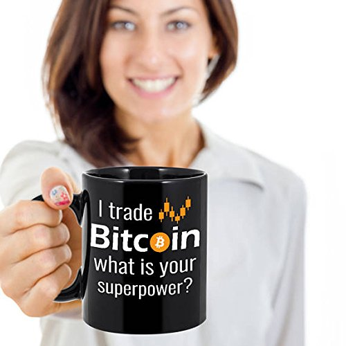 I trade Bitcoin what is your superpower Mug | Bitcoin Coffee Mug | Bitcoin gift | Bitcoin Mug | 11oz 15oz
