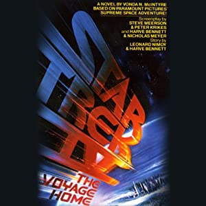 Star Trek IV Audiobook