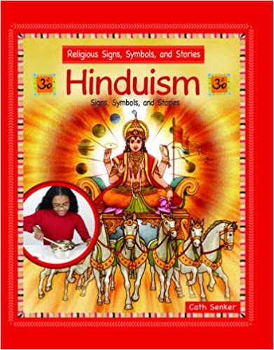 Book Hinduism: Signs, symbols, and Stories (Religious Signs, Symbols, and Stories)