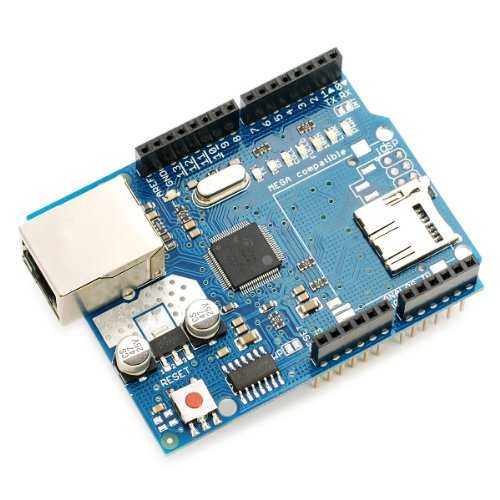 IDS Home Ethernet Shield with Wiznet W5100 Ethernet Chip/TF Slot for Arduino 2009 Uno Mega 1280 2560