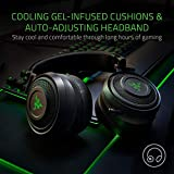 Razer Nari Wireless: THX Spatial Audio - Cooling