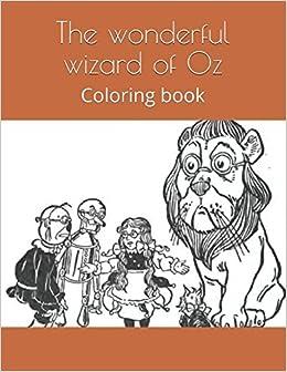 Wonderful coloring book
