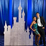 Daring to Dream Castle Standee Party Prop by Shindigz