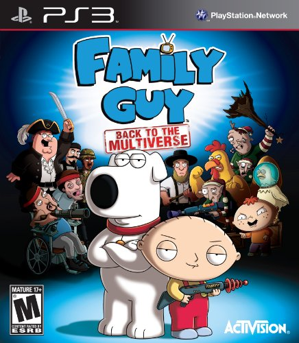Family Guy : Back to Multiverse [M]