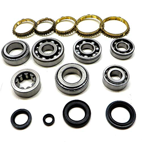USA Standard Gear ZMBK328WS Manual Transmission Bearing and Seal Overhaul Kit Manual Transmission Bearing and Seal Overhaul Kit
