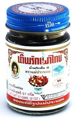 Mae Pranom Chili Paste for Tom Yum Soup 114 grams (4 oz)