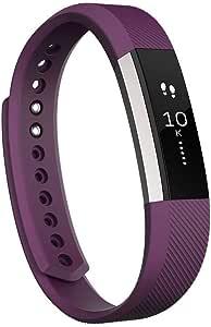 Fitbit FB406PMS Alta Fitness Tracker - Plum - Small (Renewed)