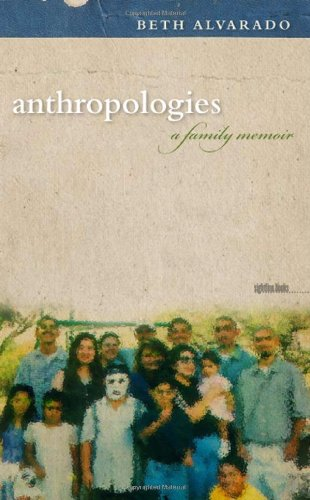 book cover of Anthropologies
