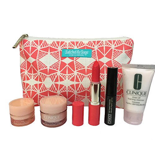 Clinique 2016 Skincare Makeup Gift Set All Aabout Eye And Matte Peony