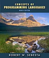 Concepts of Programming Languages, 9th Edition Front Cover