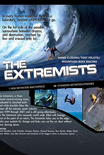 The Extremists Episode 20: Extreme Skiing/Test Pilots/Mountain Bike - Pilot Racing