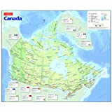 Map of Canada - 1000 Piece Puzzle