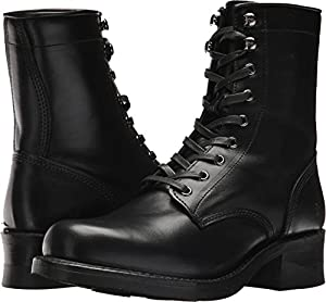 1. FRYE Women's Engineer Combat BootsMachine Replacement Parts