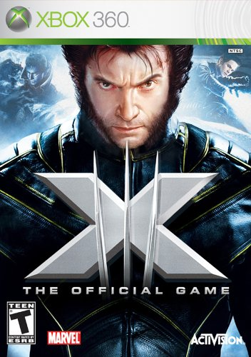 X-Men: The Official Game (360 Wolverine Xbox)