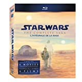 Star Wars: The Complete Saga (Episodes I-VI) Box Set -