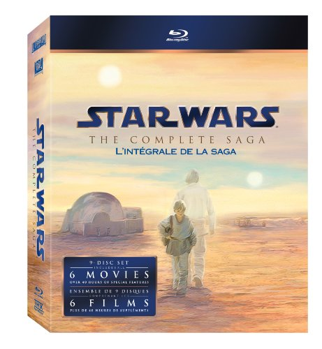Star Wars Complete Saga - Bx [Blu-ray] by