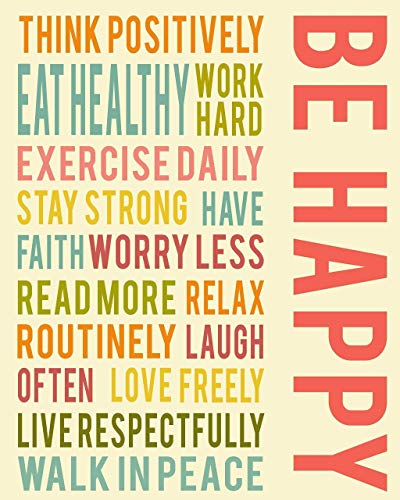 Inspirational Quotes Wall Art Posters Motivational Decor Office Decoration Typography Artwork 11×14 Unframed Print