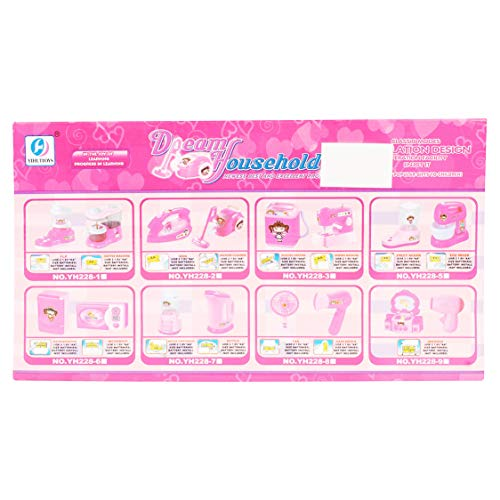 Planet of Toys Battery Operated Electric Washing Machine, Sewing Machine Set 51M114E liL India 2021