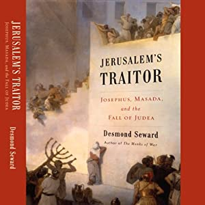 Jerusalem's Traitor Audiobook