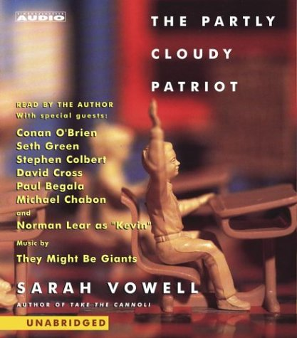 The Partly Cloudy Patriot by Brand: Simon n Schuster Audio
