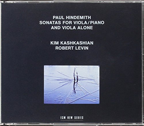 UPC 042283330924, Hindemith: Sonatas for Viola; Piano & Viola Alone
