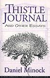 Thistle Journal, Daniel Minock, 0922811342