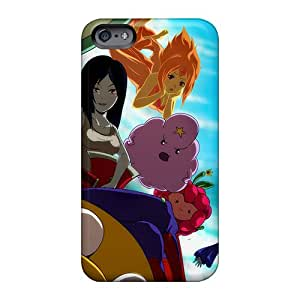 Best Cell-phone Hard Covers For Apple Iphone 6s (dwI321AJoh) Allow Personal Design High-definition Adventure Time Characters Pictures