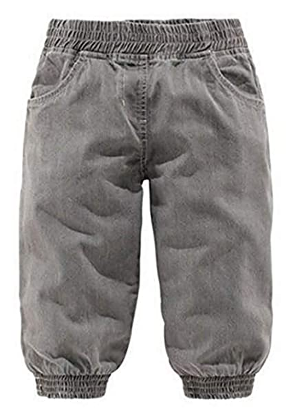 Pantalón De Niña Pantalones Vaqueros bombachos de CFL ...