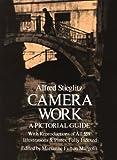 Alfred Stieglitz: Camera Work: A Pictorial Guide (Dover Art Collections)