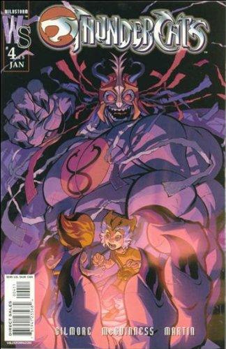 Thundercats #4 Variant Cover