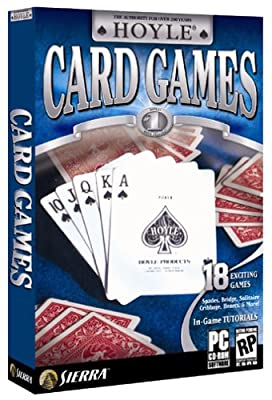 Hoyle Card Games 2004 - PC