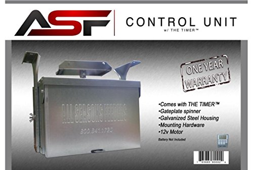 All Seasons Feeders 12v Control Unit - Feeder Control