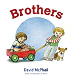 Brothers, David McPhail, 0544345622