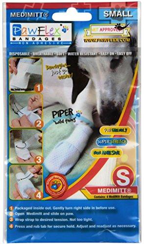 Pictures of Pawflex Bandages Medimitt BandagesPets (Pack of 4) ROM003 1